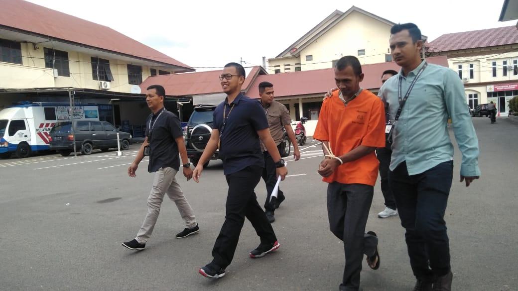 Pengakuan Pj Keuchik Matang Ulim: Usai Korupsi Dana Desa Saya ke Malaysia