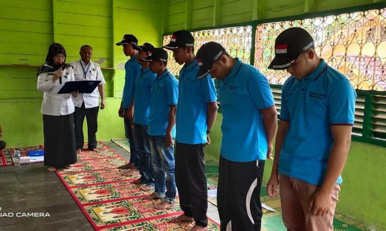 Kepala BNNK Langsa Ajak Pegiat Antinarkoba Ikhlas Laksanakan P4GN