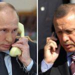 Erdogan ke Putin: Menyingkir dari jalan kami