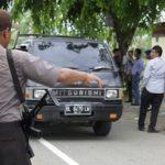 Polisi Halau 601 Orang dari Sumut Masuk ke Aceh