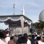 Sarkawi Mengundurkan Diri sebagai Bupati Bener Meriah Aceh Saat Shalat Idul Fitri