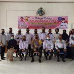Terima Kunjungan Kapolres, DPC LAN Lhokseumawe Siap Menyelamatkan Generasi Bangsa
