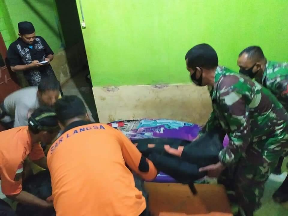 Korban tenggelam di danau buatan Hutan Kota Langsa telah ditemukan