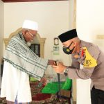 Saweu Ulama, Kapolres Lhokseumawe Kembali Silaturahmi ke Rumah Abu Tumin