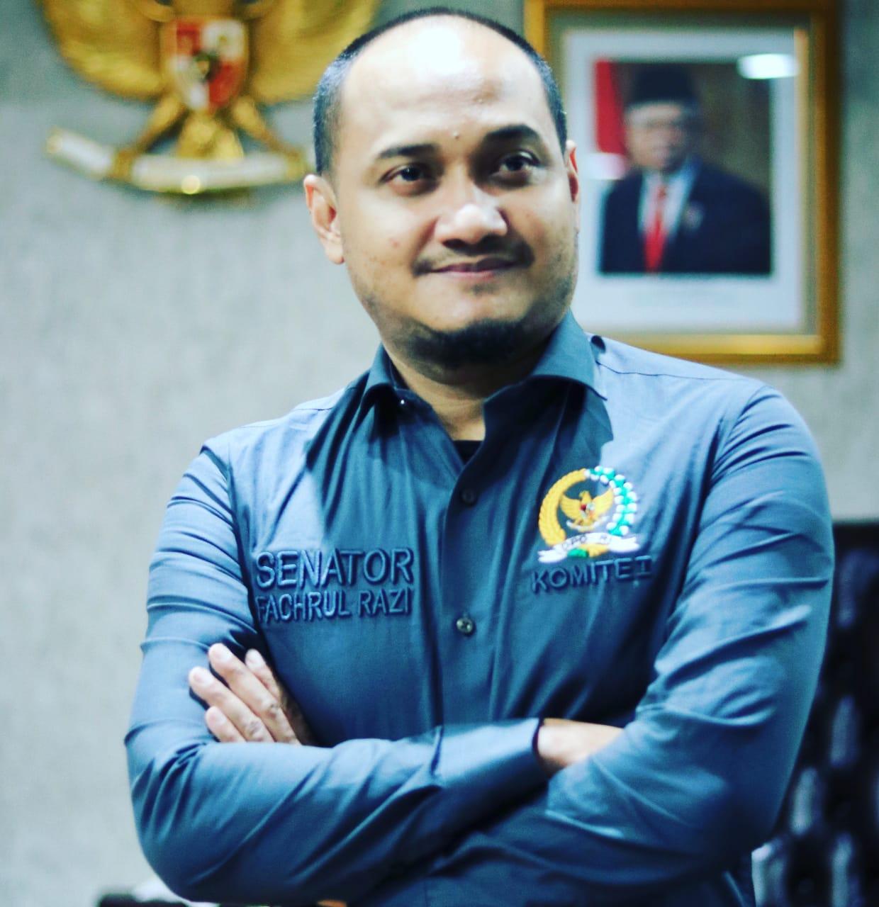 Ketua Komite I DPD RI : Revisi UU Otsus Tidak Hanya Tiga Pasal akan tetapi mampu menjawab Akar Permasalahan di Papua