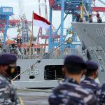 TNI AL Berangkatkan 2 Unsur KRI Untuk Latihan Di Luar Negeri