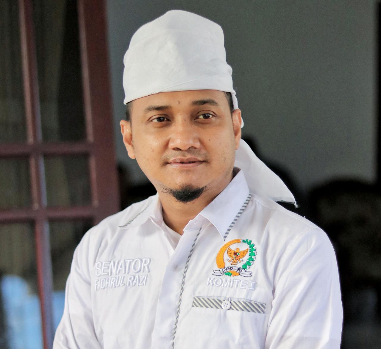 Ketua Komite I DPD RI Fachrul Razi: RUU Daerah Kepulauan Disahkan di Tahun 2021