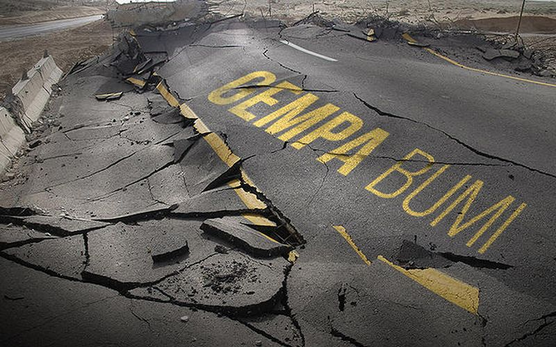 Gempa berkekuatan magnitudo (M) 4,5 guncang Pidie Jaya