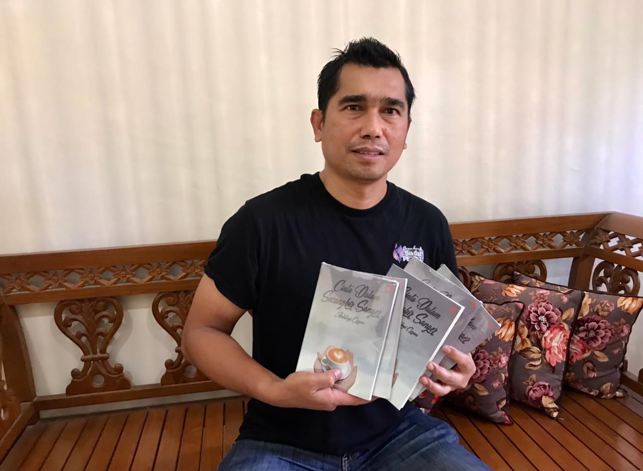Penulis Aceh Terbitkan Buku Kumpulan Cerpen*