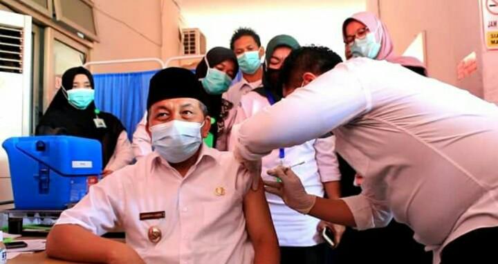 Marzuki Hamid Canangkan Vaksinasi Covid-19