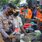 Kapolres Lhokseumawe Pimpin Apel Kesiapsiagaan Penanganan Karhutla di Wilayah Hukum Polres Lhokseumawe