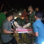 Polsek Meurah Mulia Evakuasi Jasad Pria Paruh Baya di Area Persawahan
