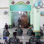 Kodim 0104/Atim Gelar Peringatan Isra' Mi'raj Nabi Muhammad SAW 1442 H/2021 M