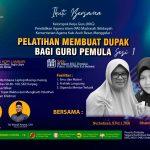 KKG PAI MI Aceh Besar Gelar Pelatihan Dupak Bagi Guru Pemula Angkatan 1