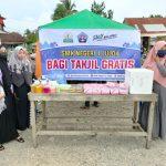 """ SMKN 1 Julok Takzil Bersama Masyarakat Di Kota Binje Aceh Timur """