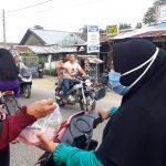 """"""" SMP Alwasliyah Langsa bagi Takzil Gratis """""""