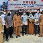 Wakil Walikota Serah Benih Padi Kepada 444 Petani Di langsa